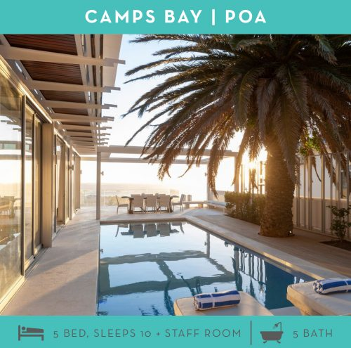 Camps Bay Short Term Listing